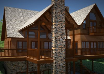 Rendering with siding 2